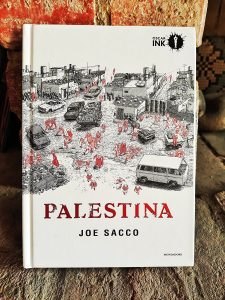 Palestine, Joe Sacco's masterpiece