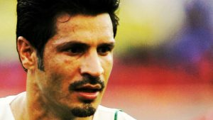 Ali Daei, the legendary Azerbaijani goleador