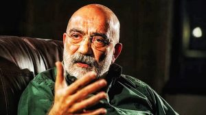 Ahmet Altan from the prison of Silivri