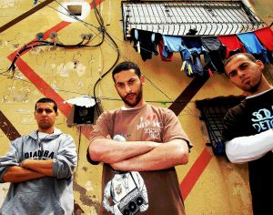 DAM, the hip hop Palestine
