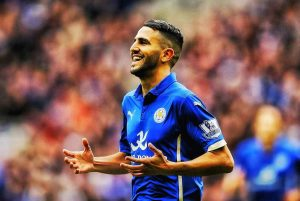 Riyad Mahrez, a dream that started from afar;