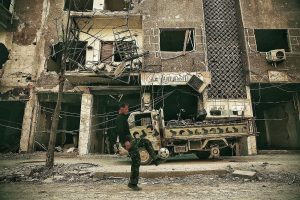 Siria: 3 storie calcistiche di un conflitto lungo 7 anni