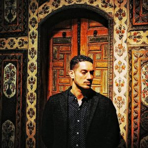Omar Offendum, rap and poetry