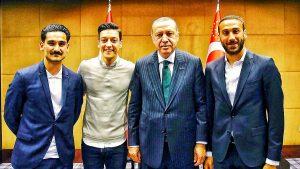Özil e la Germania, una storia complicata