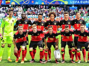 Belgium, from terrorism to the quarterfinals