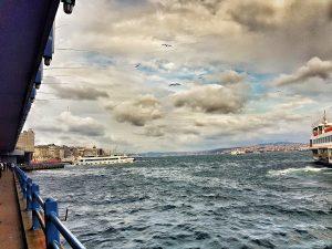 Istanbul parte II, Istiklal Caddesi e Kasımpaşa