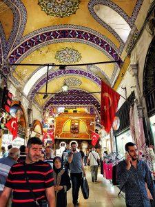 Istanbul, parte III: Kapalı çarşı