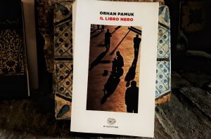"""The black book"" by Orhan Pamuk"