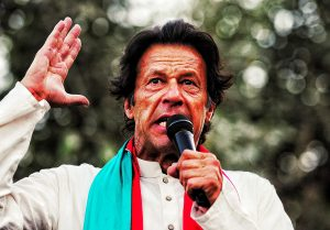 Imran Khan, from cricket to the Pakistani government