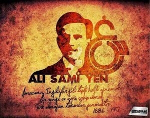Ali Sami Yen, Albania e Galatasaray