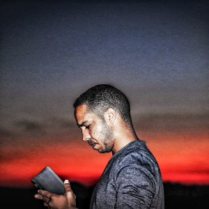 Idriss Ela, fotografo sahrawi