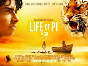 """Life of Pi"" by Ang Lee"