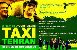 """""""Taxi Teheran"""" by Jafar Panahi"""