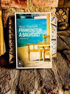 """""""Frankenstein in Baghdad"""" by Ahmed Saadawi"""