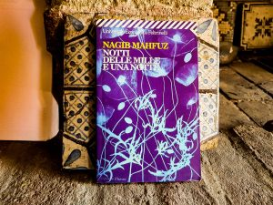 """Arabian Nights and Days "" by Nagib Mahfuz"