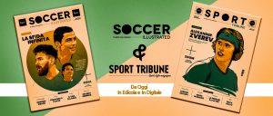 Collaborazione con Soccer Illustrated e Sport Tribune