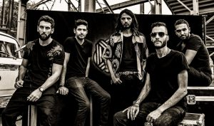 Cairokee, the greatest band of Egypt