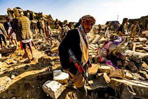 Arabia Saudita-Yemen, la folle amichevole