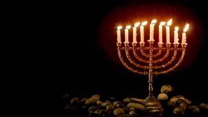 Hanukkah, the festival of lights