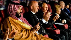 Sport e Soft Power: Arabia Saudita
