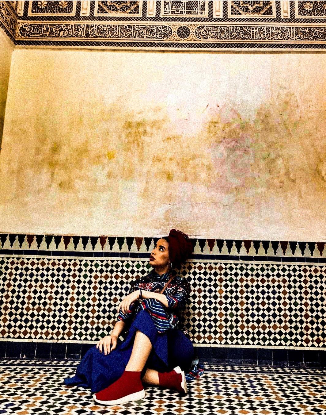 Fatima Bouhtouch