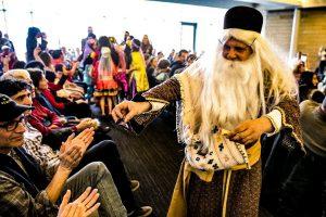 """Amu Nowroz, il """"Babbo Natale"""" persiano"""
