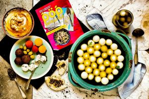Pop Palestine, viaggio nella cucina popolare palestinese