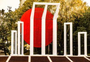 Lo Shaheed Minar e la lingua madre