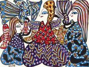 Baya, la regina algerina del surrealismo