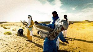 Tinariwen, desert musicians
