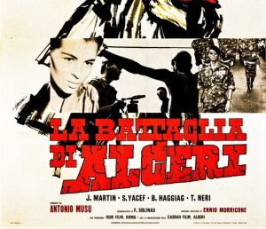 """The battle of Algiers"" by Gillo Pontecorvo"