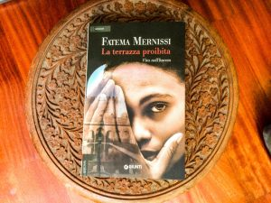 """ Dreams of Trespass: Tales of a Harem Girlhood"" by Fatema Mernissi"