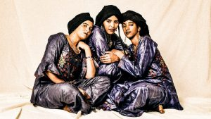 Les Filles de Illighadad, trio del deserto