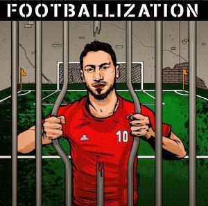 Footballization, storie calcio e profughi in Libano