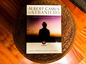 """The stranger"" by Camus"