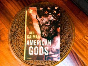 American Gods, the novel
