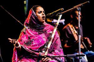 Noura Mint Seymali, voce della Mauritania