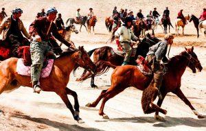 Buzkashi, competizione ancestrale