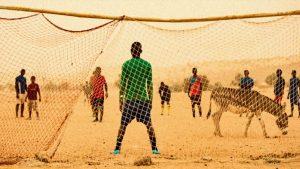 """Il calcio in """"Timbuktu"""""""