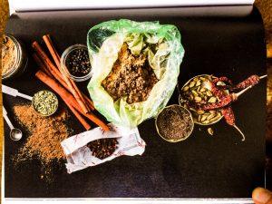 Garam Masala, spezie d'India