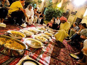 Ramadan, mese del gusto