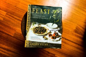 """Feast: food of the Islamic world"" by Anissa Helou"