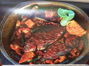 Thiebou Dieunne, Senegalese fish stew