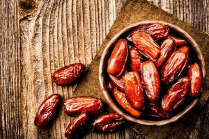 Dates, the Middle East fruit