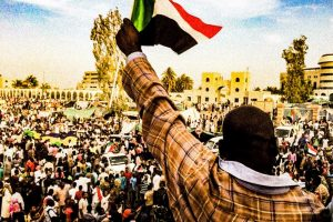 What happens in Sudan