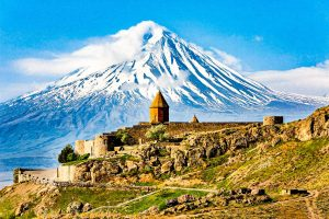 Armenia, the land of Hayk's sons
