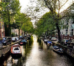 Passeggiate per Amsterdam