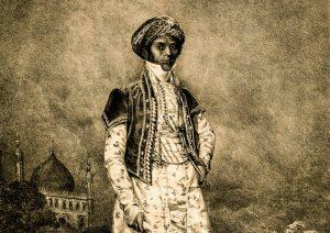 Sake Dean Mahomed, il primo indiano