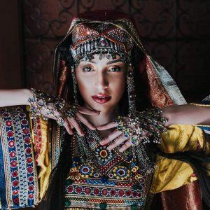 Gioielli afghani
