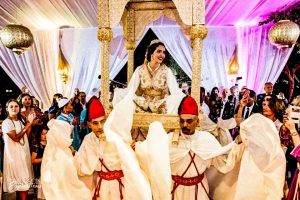 Moroccan weddings